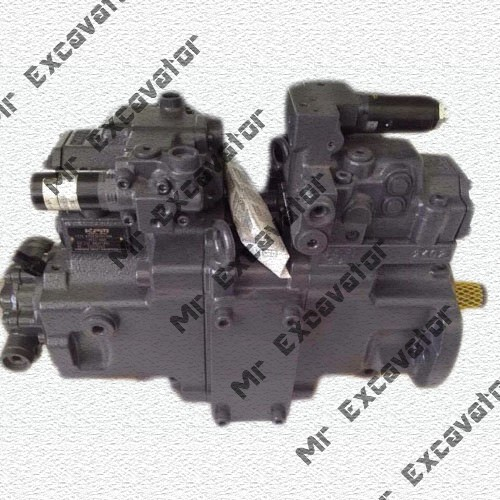 Case CX130B hydraulic pump KNJ11851, excavator spare parts