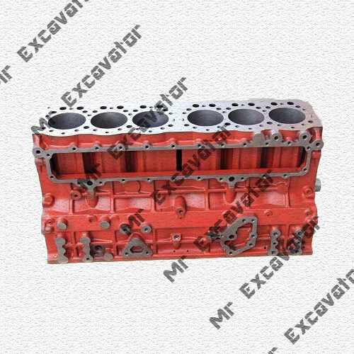 Caterpillar S6K cylinder block for CAT320C 5I-7530 125-2964,excavator spare parts, CAT320C engine cylinder block, 3066 cylinder block