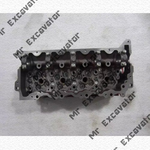 J05E cylidner head for SK200-8 11101-E0B61, excavator spare parts,SK200-8 engine cylinder head