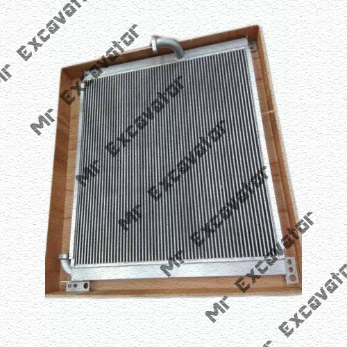 Komatsu PC300-6 oil cooler 207-03-61110,excavator spare parts