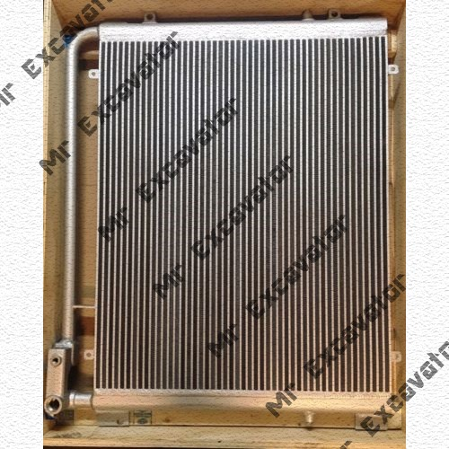 Komatsu PC200-7 oil cooler 20Y-03-31121,excavator spare parts