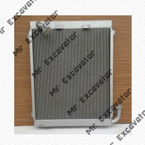 Komatsu PC200-6 oil cooler 20Y-03-21121,excavator spare parts