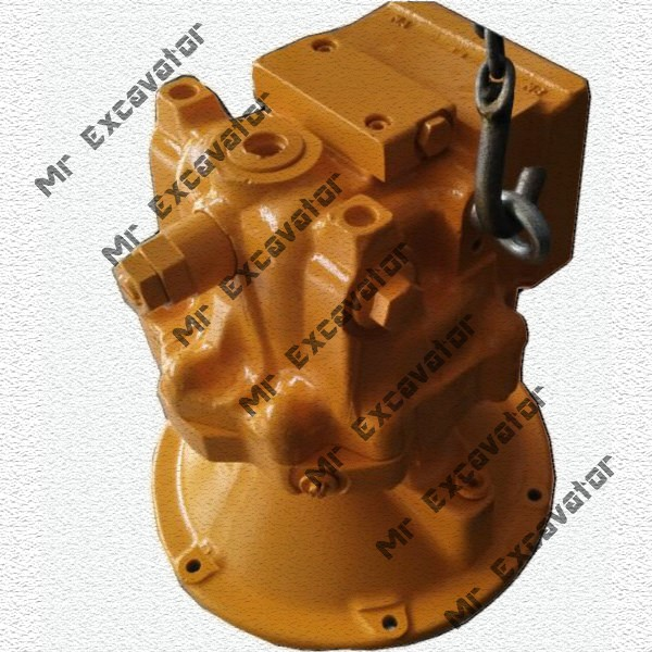 PC200-7 swing motor 706-7G-01041 706-7G-01040, excavator spare parts,PC200-7 swing device