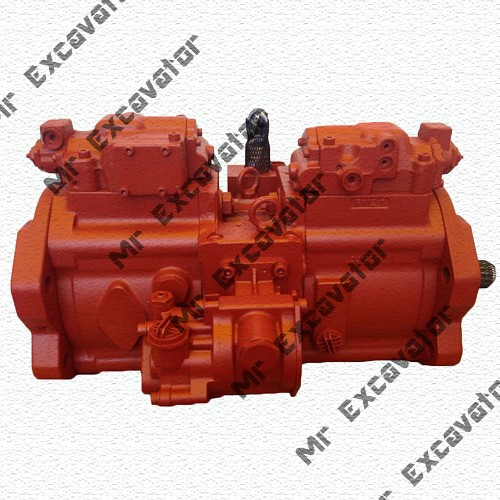Case CX210 hydraulic pump KRJ6199, excavator spare parts