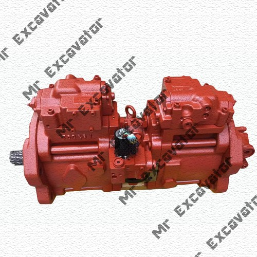 Case CX210B hydraulic pump KRJ10290, excavator spare parts